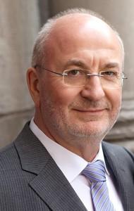 Stiftungsgründer und Namensgeber: Wilhelm H. Pickartz